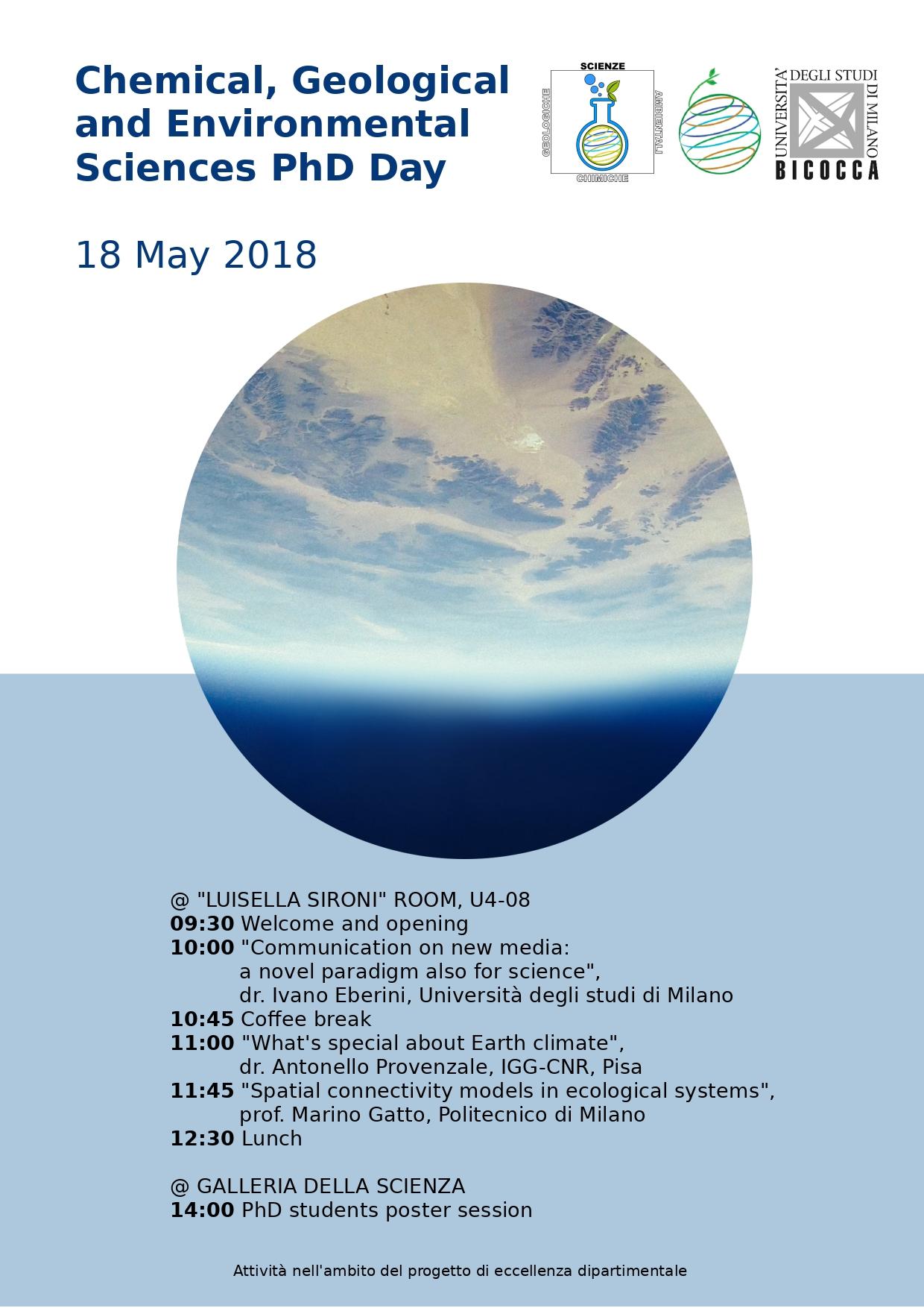 locandina giornata dottorato edizione 2018